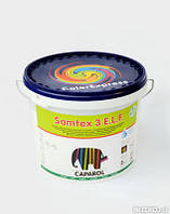 Тонкослойная матовая латексная краска Samtex 3 Base1- КАПАРОЛ, 10 л.