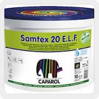 Шелковисто-глянцевая латексная краска Caparol Samtex 20 Base1 , 10 л.