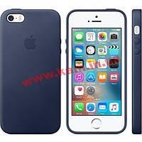 Чехол Apple для iPhone 5s/ SE blue (MMHG2ZM/A)