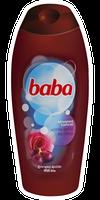 Гель для душа Baba с экстрактом розы и красного винограда 0.400 мл.
