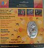 Ультразвуковой отпугиватель комаров ZF-800E, отпугиватель-брелок от насекомых