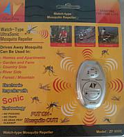 Ультразвуковой отпугиватель комаров ZF-800E, отпугиватель-брелок от насекомых, фото 1