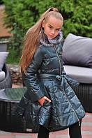 Куртка на девочку № 255 kir.