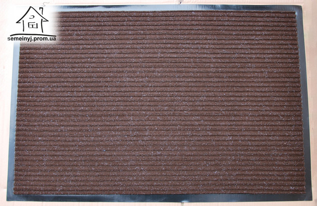 грязеочищающий килимок в передпокій