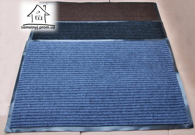 килимок в передпокій на гумовій основі