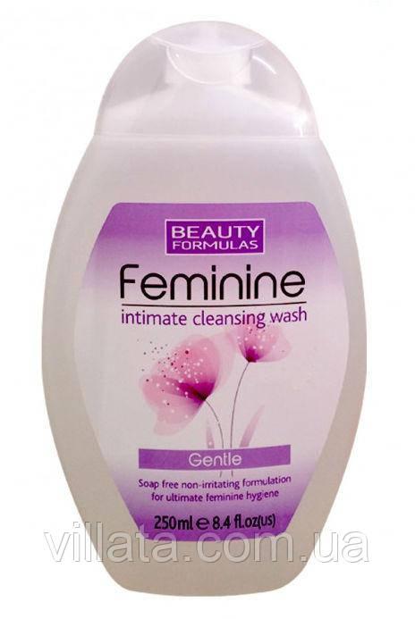 Гель для интимной гигиены  Beauty Formulas