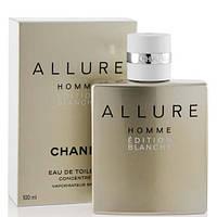 Мужская Туалетная вода  Chanel Allure Homme Edition Blanche  100 ml.   Лицензия