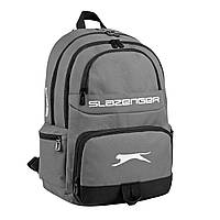 Рюкзак Slazenger Neil Backpack Gray, фото 1