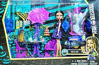 Набор Монстер хай Кафе с Клео Де Нил Крик и сахар Monster High Scream & Sugar Cafe Playset and Cleo de Nile