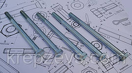 Болт М27 ГОСТ 7805-70 клас міцності 8.8