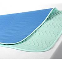 Пеленка непромокаемая ABSO с ПУ мембраной 50x50см