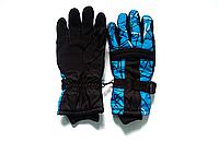 Перчатки горнолыжные женские SHENPEAK BLUE-18 WOMAN