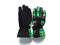 Перчатки горнолыжные женские SHENPEAK GREEN-18 WOMAN