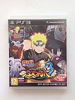 Видео игра Naruto 3 (PS3) pyc.
