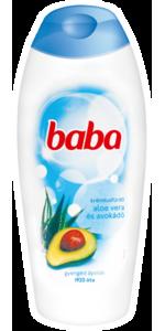 Гель для душа Baba aloe vera es avokado 0.400 мл.