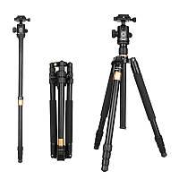Штатив + монопод фирмы QZSD для фотоаппаратов - Q-222 (Q222)