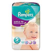 Pampers Active Fit premium protection Junior Windeln - Подгузники  Активная защита