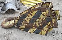 Крюковая обойма вспомогательного подъёма 721.122-51.01 кран гусеничный РДК-250, TAKRAF