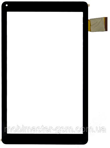 Тачскрин (сенсорный экран)  (ver. 1) (PN: RS10F606G V1.1) черный