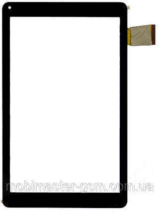 Тачскрин (сенсорный экран)  (ver. 1) (PN: RS10F606G V1.1) черный, фото 2