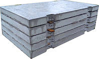 ПДС 3x2x0,16 плита дорожная
