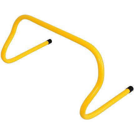 Барьер тренировочный SWIFT Mini hurdle, 23 см (желтый), фото 2
