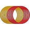 Кольца для координации SWIFT Coordination ring, d 60 см (12 шт)