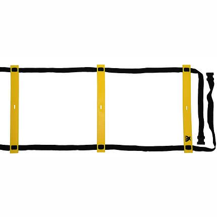 Координационная лестница SWIFT Agility ladder-outdoors (14 ступеней), фото 2