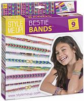 """Набор для изготовления браслетов """"Bestie Bands"""" Wooky  (00601)"""