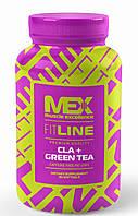 MEX Nutrition CLA + Green Tea 90 softgels