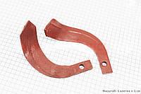 Нож для фрезы R175-R195NM, GN-4 (правый+левый) к-кт 2шт., фото 1