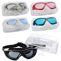Очки для плавания MSW 008