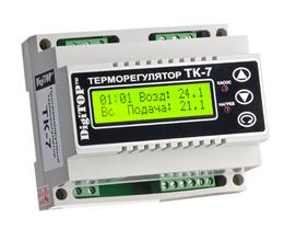 Терморегулятор ТК-7 (трехканальный)
