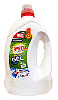 Гель-концентрат для стирки Crystal performance Universal New - 4 л.