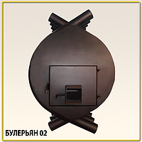 Печь булерьян Буран -тип 02- 18 кВт