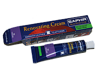 Жидкая кожа Saphir Creme Renovatrice 25ml 84 ПУРПУРНЫЙ