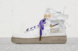 Nike выпустил новую «военизированную» версию Air Force