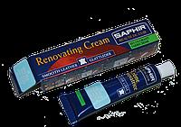 Жидкая кожа Saphir Creme Renovatrice 25ml 55 БЛЕДНО-ГОЛУБОЙ