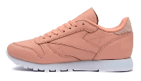 Кроссовки Reebok Classic Leather Pink Salmon
