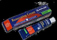 Жидкая кожа Saphir Creme Renovatrice 25ml 52 ОРАНЖЕВЫЙ