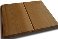 Вагонка Кедр В/Сорт (Высший Сорт) 106х14, длина: 1,8 - 3,05