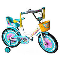 Детский велосипед для девочек Azimut Girls (20 дюймов)