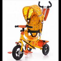 Детский трехколесный велосипед Azimut Trike BC-17B с фарой