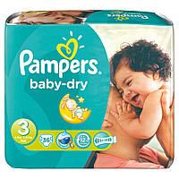Подгузники детские Pampers Midi