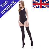 Компрессионные чулки Ifeel (закрытый носок) black