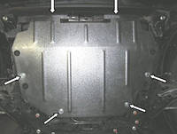 Защита двигателя Акура РДХ / Acura RDX 2006-2012