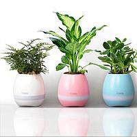 Умный музыкальный цветочный горшок Smart Music Flower pot