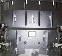 Защита двигателя БМВ 5 / BMW 5-й серии 528i (F10) 2010-, фото 1