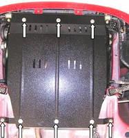 Защита двигателя Чана Бени / Chana Benni 2008-