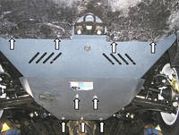 Защита двигателя Чери Еастар / Chery Eastar (Oriental Son) 2007-, фото 1